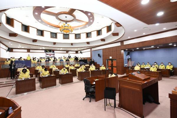2021-03-19 제220회 임시회 제1차 본회의1.JPG