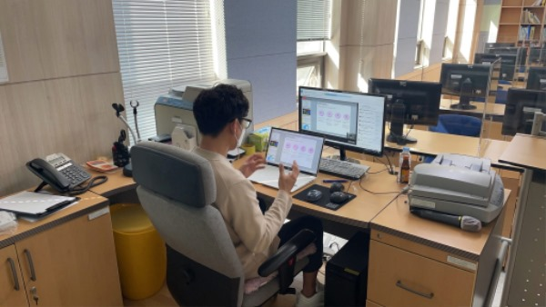김천시, 2021년 강소농 온라인 기초교육 실시-농촌지도과(사진1).jpg