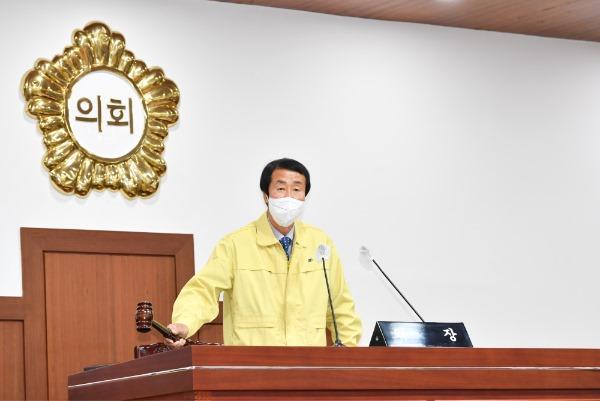 2021-05-12 제221회 임시회폐회3-이우청의장.JPG
