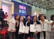 [김천]대한미용사회 김천시지부, 2019년 국제한국미용페스티벌 수상