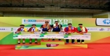 [김천]배드민턴 정경은-백하나, 인도하이데라바드 오픈 우승