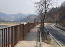 [김천]부항댐 둘레길 환경 정비 시행
